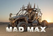 Mad Max + 3 DLCs Steam CD Key