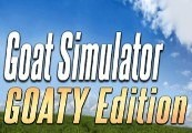 Goat Simulator GOATY Edition Steam CD Key