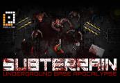 Subterrain Clé CD Steam