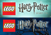 LEGO Harry Potter: Years 1-7 Clé Steam