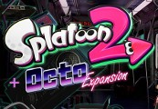 Splatoon 2 + Octo Expansion Bundle US Nintendo Switch CD Key