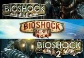 Bioshock Triple Pack | Steam Key | Kinguin Brasil