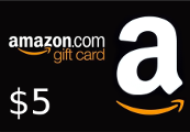 Amazon $5 Gift Card US