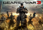 Gears of War 3 US Xbox 360 CD Key