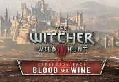 The Witcher 3: Wild Hunt - Blood and Wine DLC Clé GOG