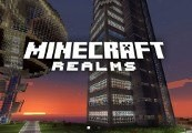 Minecraft Realms 30 Days Global Prepaid Card