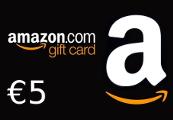 Amazon €5 Gift Card DE