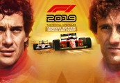 F1 2019 Legends Edition PRE-ORDER Steam CD Key