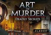 Art of Murder - Deadly Secrets Steam CD Key