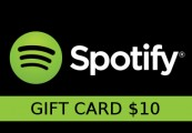 Spotify 10 USD US Pre-Paid