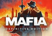 Mafia: Definitive Edition EU Steam CD Key