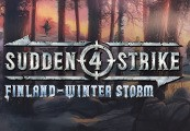 Sudden Strike 4 - Finland: Winter Storm DLC Steam CD Key