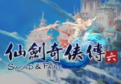仙劍奇俠傳六 (Chinese Paladin: Sword and Fairy 6) Steam CD Key