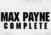 Max Payne Complete Steam CD Key