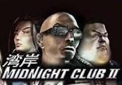 Midnight Club 2 EU Steam CD Key