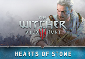 The Witcher 3: Wild Hunt - Hearts of Stone DLC Clé GOG