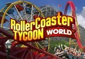 RollerCoaster Tycoon World Deluxe Edition Clé Steam