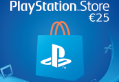 PlayStation Network Card €25 DE