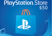 PlayStation Network Card $50 CAD