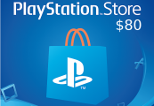 PlayStation Network Card $80 HK