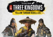 Total War: THREE KINGDOMS - Yellow Turban Rebellion EU Clé Steam