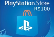 PlayStation Network Card R$100 BR