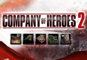 Company of Heroes 2 - Soviet Commander: Mechanized Support Tactics DLC Steam CD Key