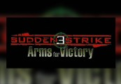 Sudden Strike 3 Gold EU Steam CD Key