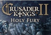 Crusader Kings II: Holy Fury Steam CD Key