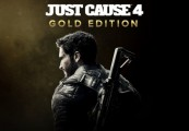 Just Cause 4 - Gold Edition Upgrade EU Clé PS4