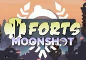Forts - Moonshot DLC Steam CD Key