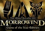 The Elder Scrolls III Morrowind GOTY Chave Steam