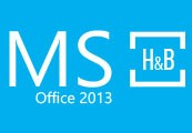 MS Office 2013 Home and Business Retail Key