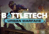 BATTLETECH - Urban Warfare DLC Clé Steam