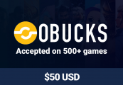 OBUCKS® Card USD $50