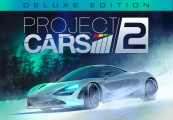 Project CARS 2 Deluxe Edition Steam CD Key