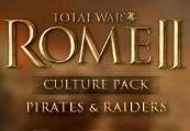 Total War: ROME II - Pirates and Raiders DLC Steam CD Key