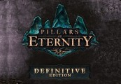 Pillars of Eternity Definitive Edition EU Steam CD Key