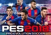 Pro Evolution Soccer 2018 Clé Steam