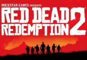 Red Dead Redemption 2 US PS4 CD Key