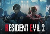 RESIDENT EVIL 2 / BIOHAZARD RE:2 VORBESTELLUNG EU Steam CD Key