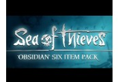 Sea of Thieves - Obsidian Six Item Pack XBOX One / Windows 10 CD Key