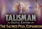 Talisman - The Sacred Pool Expansion DLC Steam CD Key