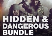 Hidden & Dangerous Bundle Steam CD Key