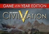 Sid Meier's Civilization V GOTY Edition Steam CD Key