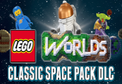 LEGO Worlds: Classic Space Pack Steam CD Key