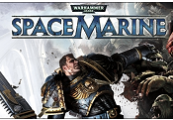 Warhammer 40,000: Space Marine EU Steam CD Key