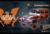 State of Decay 2 - Survival Pack DLC XBOX One / Windows 10 CD Key