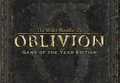 The Elder Scrolls IV: Oblivion GOTY Edition Steam CD Key