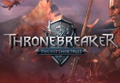 Thronebreaker: The Witcher Tales EU GOG CD Key